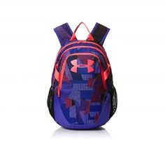 58ef6513d2b9 Details about Under Armour Kids  Small Fry Back to School Backpack
