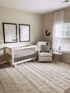 40 Charming Diy Nursery Design Ideas That Suitable For Your Baby - The nursery is a bedroom within a dwelling unit aside for a toddler or an infant. Usually a nursery contains a crib, a platform or table for the utili. Baby Room Design, Nursery Design, Baby Room Decor, Nursery Decor, Nursery Ideas, Nursery Inspiration, Baby Boy Nurseries, Neutral Nurseries, Girl Nursery