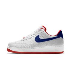 Nike Air Force 1 Low Premium iD (Philadelphia 76ers) Men s Shoe Size 10.5 ( b0b994c70c17