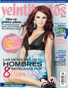 Dulce María por Enrique Covarrubias para la revista Veintitantos, México, Agosto 2010