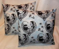 Hey, I found this really awesome Etsy listing at http://www.etsy.com/listing/113127624/frankenstein-and-bride-pillow-covers