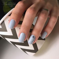 53 awe-inspiring nail art designs for short nails 1 Easy Nails, Simple Nails, Cute Nails, Short Nail Designs, Simple Nail Designs, Stylish Nails, Trendy Nails, Acrylic Nail Designs, Nail Art Designs