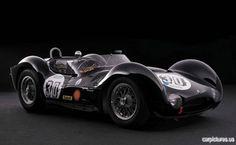 1960 Maserati Tipo 61 Birdcage Racing Car