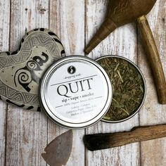 #QUIT the habit but keep the ritual 🙏🏾📿🙏🏿 we all need an outlet to #letgo but no need to let go of ur health 🌿💗🌿 #tea #bath #vape #taste #smoke