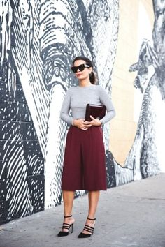 Cuckoo for Culottes