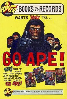 Planet of the apes books - Google Search