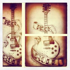 Nice little guyitar tattoo. Photo by wast3d186. For more guitar related articles, visit www.guitarjar.co.uk
