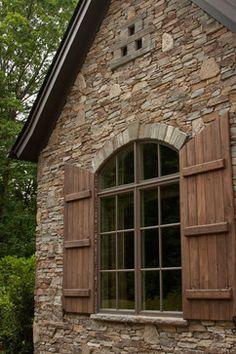 Cedar shutters | Jesse\'s parents | Pinterest | Cedar shutters ...