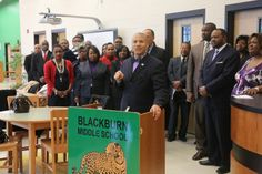 JSU leaders and community support the JSU-Blackburn wireless initiative.