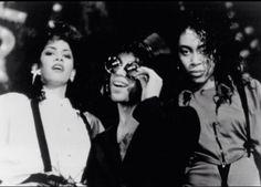 Prince, Cat, and Sheila E
