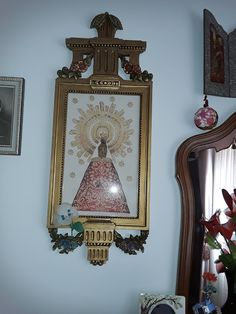 AÑADIDO Y HECHO POR Mª DEL PILAR VARELA SANTISO20180119_180137 Clock, Mirror, Wall, Furniture, Home Decor, Towels, So Done, Watch, Decoration Home