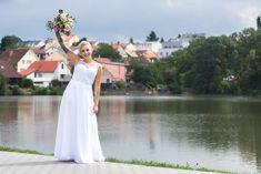 Svatební šaty a kytice  Julie + Lukáš - Couple Memory White Dress, Memories, Couples, Dresses, Fashion, Memoirs, Vestidos, Moda, Souvenirs