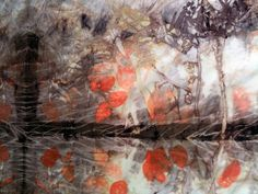 prophet of bloom: ecoprints India Flint, Printmaking, Bloom, Natural Dyeing, Nature, Artwork, Fabric, Prints, Shibori