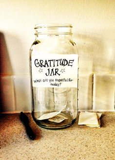 See our big collection of New Year's Eve Party Games, Food and Decor to give you some inspiration in your New Year's Eve Party planning. Gratitude Jar, Practice Gratitude, Attitude Of Gratitude, Gratitude Quotes, Kids New Years Eve, New Years Eve Party, Affirmations, Pots, Thanksgiving Traditions