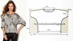 Amazing Sewing Patterns Clone Your Clothes Ideas. Enchanting Sewing Patterns Clone Your Clothes Ideas. Sewing Patterns Free, Free Sewing, Clothing Patterns, Fashion Sewing, Diy Fashion, Costura Fashion, Sewing Blouses, Plus Size Kleidung, Couture Sewing