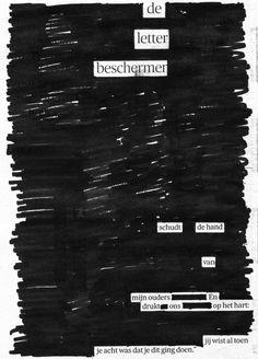 Poëzie: stiftgedichten