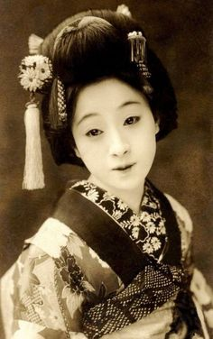 Fotografias de Geisha antiguas - Taringa!