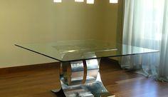 Encuentra los mejores projectos de nuestros expertos para tu hogar. Línea Alto Diseño - mesas de comedor de GONZALO DE SALAS | homify