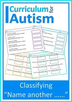 Autism Life Skills Left or Right Lesson