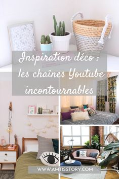 Home Decor Inspiration, Decoration, Youtube, Sweet Home, Blogging, Articles, Design, Girly, French