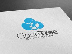 Cloud Tree logo @creativework247