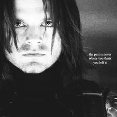 The Winter Soldier, Sebastian Stan