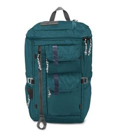 JanSport Watchtower Backpack - Corsair Blue Ballistic