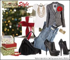Casual Christmas Style Inspiration