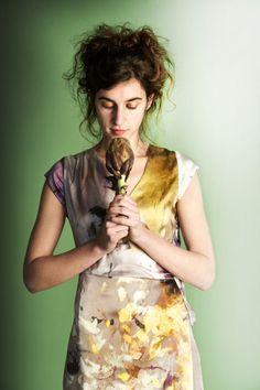 Nathalie Engels fashion designer - Summer 2012