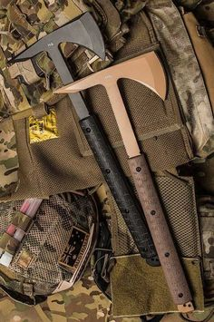 Our Tactical Tomahawk is designed for a multitude of applications dependant on situational requirements and is designed for the extreme end of hardcore use as an impact/MOE tool. Tactical Survival, Tactical Knives, Survival Knife, Tactical Gear, Survival Gear, Knives And Tools, Knives And Swords, Axe Handle, Tomahawk Axe