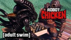 The Best of Alien | Robot Chicken | Adult Swim