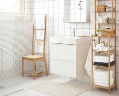 Armarios y estanterías para el baño de Ikea  baños  Ikea  estanterías 8d10bec80eb3
