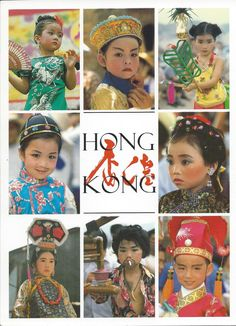chinese children with festival