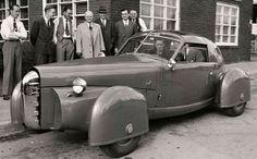 1948 Tasco Prototype by Gordon Buehrig