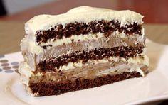 Čokoladna posna torta