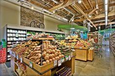 Green Zebra micro-format fresh-grocer by King Retail Solutions, Portland – Oregon