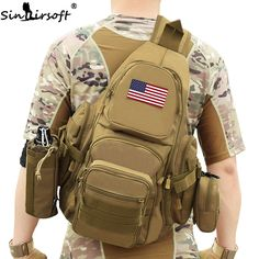 SINAIRSOFT 14 inch Laptop Molle Military backpack Nylon Sports Bag Camping Hiking Waterproof Men Travel Tactical Backpack LY0076 #Military Backpack http://www.ku-ki-shop.com/shop/military-backpack/sinairsoft-14-inch-laptop-molle-military-backpack-nylon-sports-bag-camping-hiking-waterproof-men-travel-tactical-backpack-ly0076/