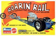 Monogram Roarin' Rail