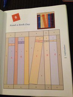 bookshelf quilt block pattern - Buscar con Google