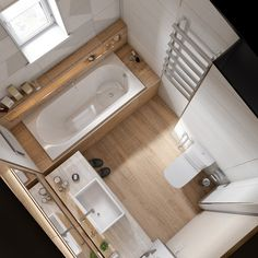 "Two-bedroom apartment in Minsk, Bogdanovicha Street, Residential complex ""Prestizhino"". Small Bathroom Interior, Small Bathroom Layout, Bathroom Design Layout, Bathroom Design Inspiration, Bathroom Design Luxury, Home Room Design, Tiny Bathrooms, Washroom Design, Toilet Design"