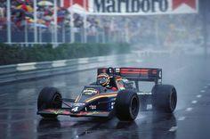 Stefan Bellof | Tyrrell 012 | Monaco Grand Prix