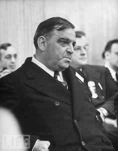 Fiorello LaGuardia, mayor of New York City from 1934 to 1945