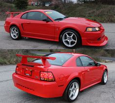 1 OF 300, 2000 Ford Mustang COBRA R. Click to Find out more - http://fastmusclecar.com/best-muscle-cars/1-300-2000-ford-mustang-cobra-r/ COMMENT.