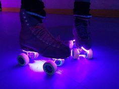 Lumières de Roller Skate par RollerGirlGang sur Etsy