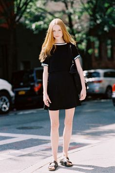 Vanessa Jackman: New York Fashion Week SS 2015....Madison