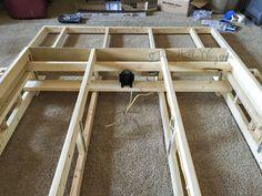 New Diy Home theater Riser