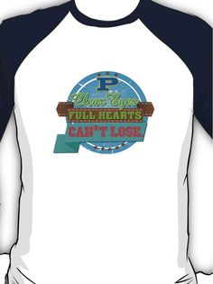 Clear eyes, full heart, can't lose - Friday Night Lights Baseball ¾ Sleeve