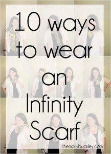Infinity Scarf Fashion