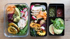Stop paying $$$ every day for grain bowls. Build a healthy and satisfying lunch on the cheap with a 6-layer bento box.