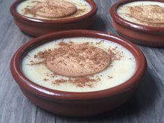 Recetas Monsieur Cuisine Plus, Hummus, Panna Cotta, Cooking Recipes, Pudding, Yummy Food, Meals, Ethnic Recipes, Desserts